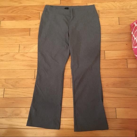 Maurices Pants | Pull On Dress Plus Size 2 Short | Poshmark